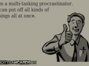 Procrastination Doesn't