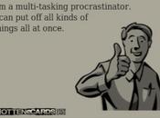 Procrastination Doesn't