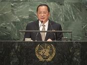DRPK Foreign Minister Addresses General Assembly