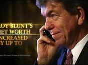 """Vashington Been Beddy, Beddy Gud"" Senator Blunt"