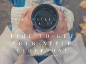 It's Fall Need Apple Cider with Please!