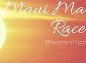 Maui Marathon Race Recap