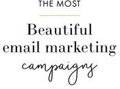 Most Beautiful Email Marketing Campaigns Inspired