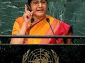 Sushma's Speech UNGA; Meeting Apollo; Trump Blames Mike Gambhir Back