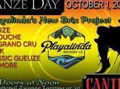 Zwanze 2016 Hosted Playalinda Brewing Company's Brix Project