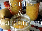 Pear, Vanilla Cardamom