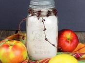 Apple-Cinnamon Pancake #AppleWeek