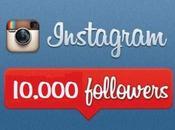 Site News: 10,000 Instagram Followers!