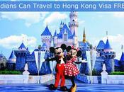 Indians Travel Hong Kong Visa FREE