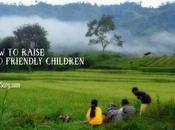 Raise Eco-friendly Children