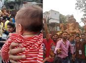Baby's First Ganesh Chaturthi