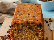 Fruity Wholewheat Loaf Cake