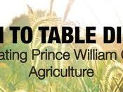 Farm Table Dinner, Celebrating Prince William County Agriculture