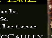 Mistletoe J.Z.N. McCauley @JGBookSolutions @JZNMcCauley