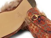 Heels Out? Problem!: Gucci Princetown Shearling-Lined Jacquard Loafers