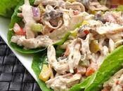 Healthier Creamy Chicken Salad...all About Compromises!!
