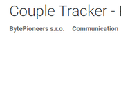 Couple Tracker Phone Monitor 1.58