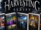 Harvesting Series Melanie Karsak @XpressoReads @MelanieKarsak