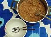 Vegan Warm Pear Vanilla Spelt Breakfast!