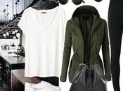 Weekly Outfit Grid: Taking