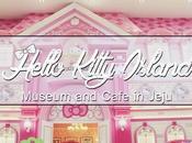 Hello Kitty Island Museum Cafe Jeju