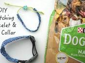DIY: Matching Square Knot Bracelet Collar