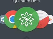 Quantum Dots Icon Pack v1.1.4