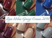 Zoya Urban Grunge Creame 2016