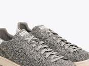 Knit One, Purl Forever: Adidas Originals Stan Smith Multi Grey Sneakers
