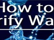 Simple Methods Purifying Storing Water Survival