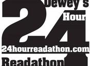 Dewey's Hour Readathon Wrap