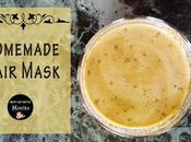Homemade Hair Mask Frizzy