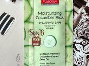 PUREDERM Moisturizing Cucumber Pack (Wash-Off Mask) Review