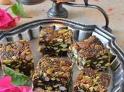 Make Anjeer Barfi, Barfi Recipe
