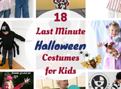 Last Minute Halloween Costumes Kids
