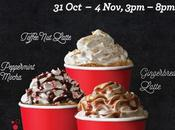 Starbucks Back With Their Festive Delights