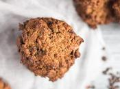 Peanut Butter Cocoa Oaty Cookies