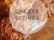 Recipe: Cheese Scones