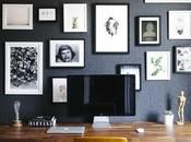 Inspiring Home Offices Darker Hues
