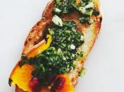 Roasted Pumpkin with Gremolata (Enhance Flavor Meals Wholesome Sauces) (Vegetarian)