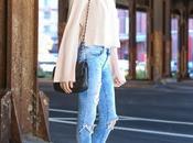 Tobi Bell Sleeve Turtleneck Sweater