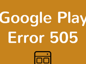 Solutions Google Play Store Error