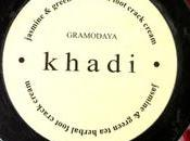 Khadi Jasmine Green Foot Crack Cream Review