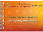 Alliouagana Festival Word 2016 Invitation Montserrat