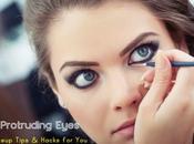 Have Protruding Eyes Best Makeup Tips Hacks