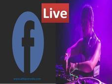 Facebook's Live Stream: Professional Unprofessional