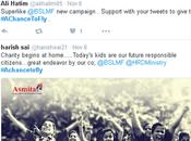 Chance Tweet From Make Child Smile