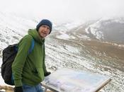 Backpacking Georgia: Gergeti Glacier Hike