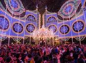 Christmas Wonderland 2016 Back Gardens This December