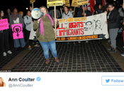 Coulter Finally Gets Something Right